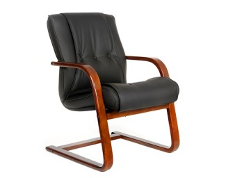 Кресло CHAIRMAN 653 V Чёрный