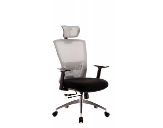 Кресло Polo S (Поло) Черный/Серый