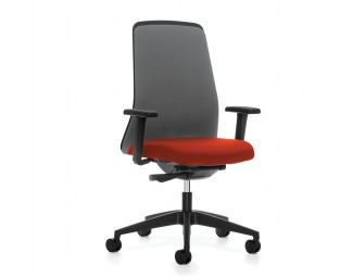 Кресло Every Chilback Красный
