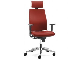 Кресло Job (Джоб) Красный
