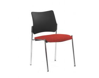 Кресло Pinko (Пинко) Красный на опорах б/подл