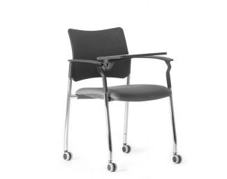 Кресло Pinko (Пинко) Серый со столиком