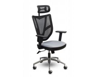 Кресло Трансформер СН-292 хром Серый