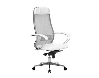 Кресло Samurai Comfort-1.01 Белый Лебедь