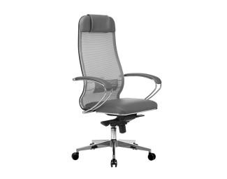 Кресло Samurai Comfort-1.01 Светло-серый