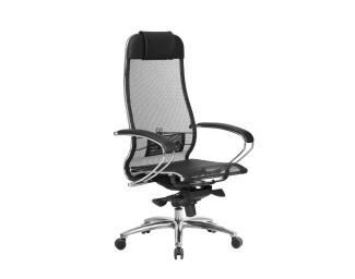 Кресло Samurai (Самурай) S-1.04 Черный