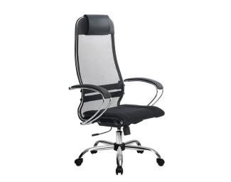 Кресло Metta (Метта) Комплект 3 Ch Черный