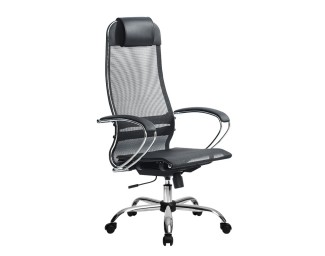 Кресло Metta (Метта) Комплект 4 Ch Черный