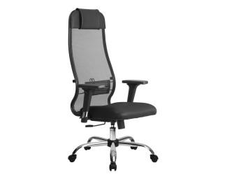 Кресло Metta (Метта) Комплект 18/2D Ch Черный