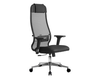 Кресло Metta (Метта) Комплект 18/2D Ch-2 Черный