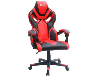 Кресло Trident GK-0101 Black and Red